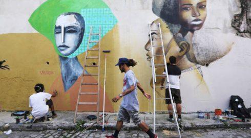 Konkursas graffiti meistrams