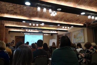 GAJC komanda dalyvavo atvirųjų jaunimo centrų ir erdvių atstovų susitikime