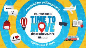 Šios savaitės Eurodesk Lietuva naujienos