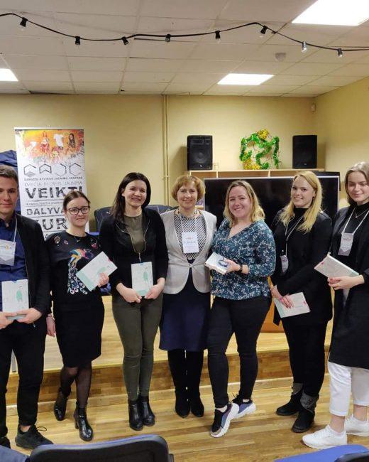 Klaipėdos rajono apskritojo stalo pavasario asamblėja
