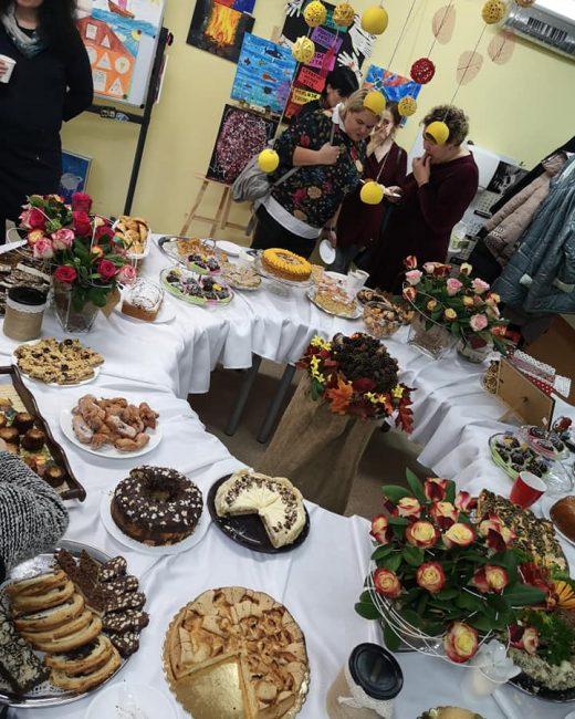 Dalyvavome pyragų dienoje