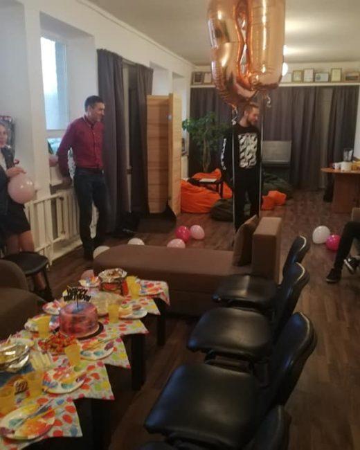Veiviržėnuose – švenčiame visų gimusių lapkričio mėnesį gimtadienius