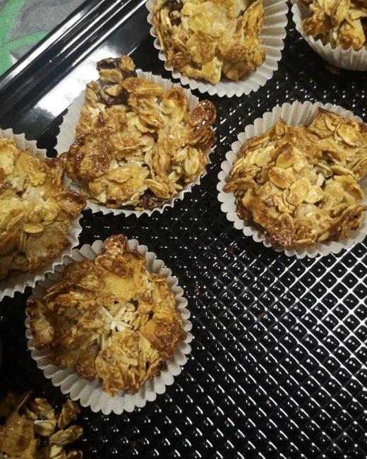 Sausainių kepimas